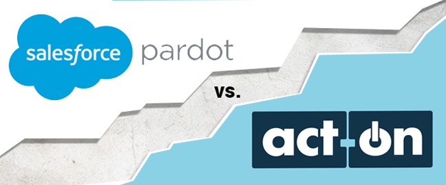 Act-On vs Pardot
