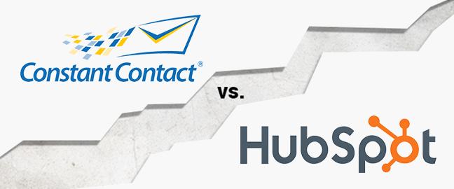 Constant Contact vs HubSpot