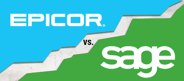 Epicor vs Sage