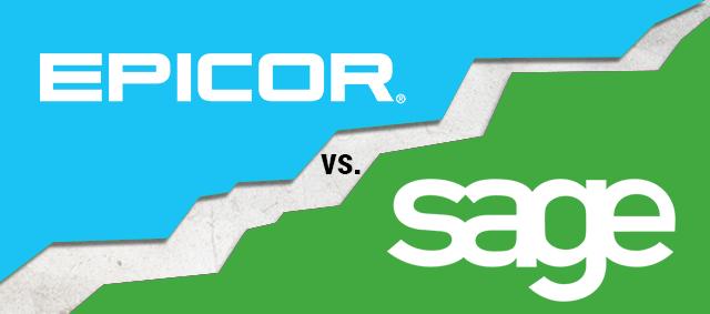 Epicor vs Sage