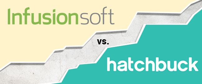 Hatchbuck vs Infusionsoft