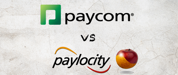 Paylocity vs Paycom