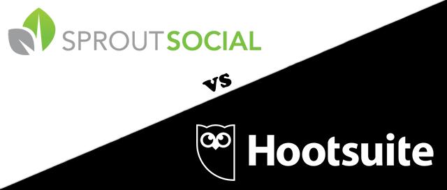 Sprout Social vs Hootsuite