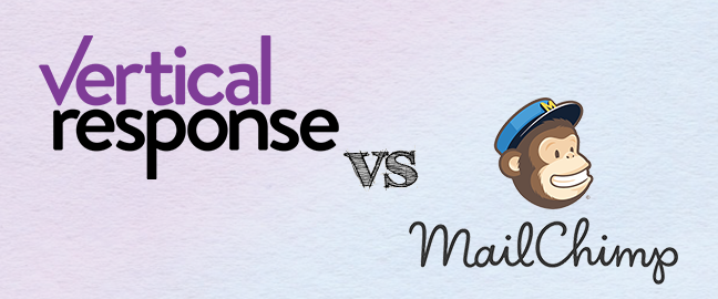 VerticalResponse vs MailChimp
