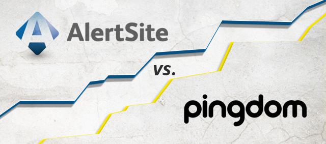AlertSite vs Pingdom