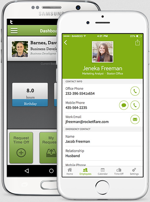 BambooHR Android App