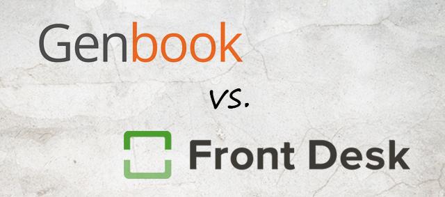 Genbook vs FrontDesk