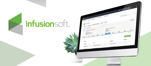 Infusionsoft Review – Small Business CRM & More