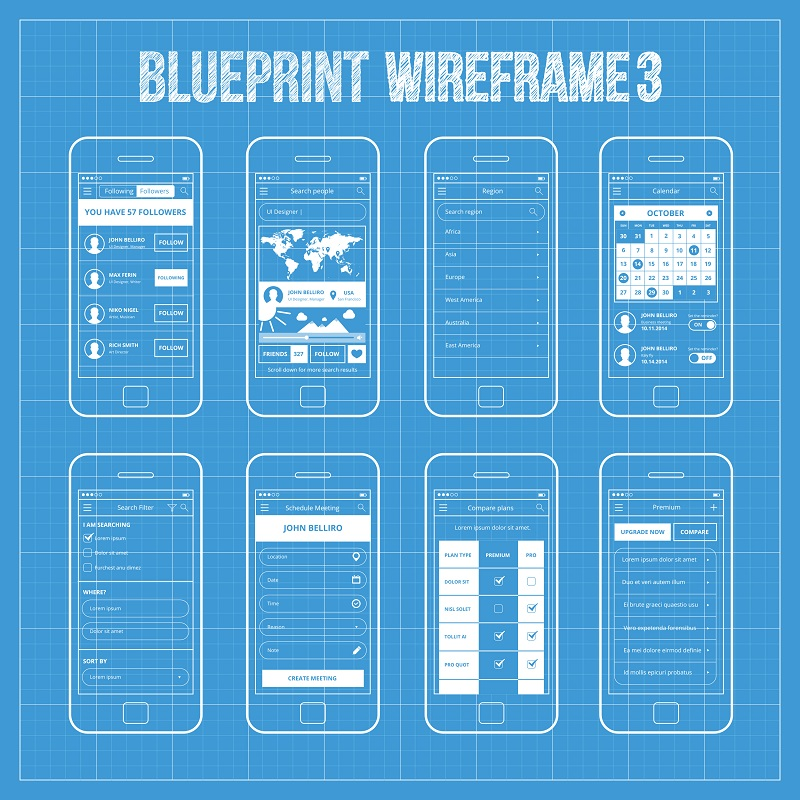 Prototype Wireframe