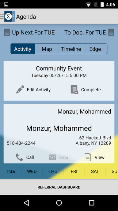 SigmaCare Android App