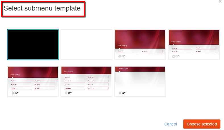 Submenu_Template_Options