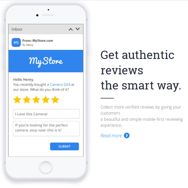 Yotpo Gets Customer Reviews