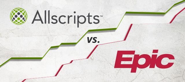 Allscripts vs EpicCare