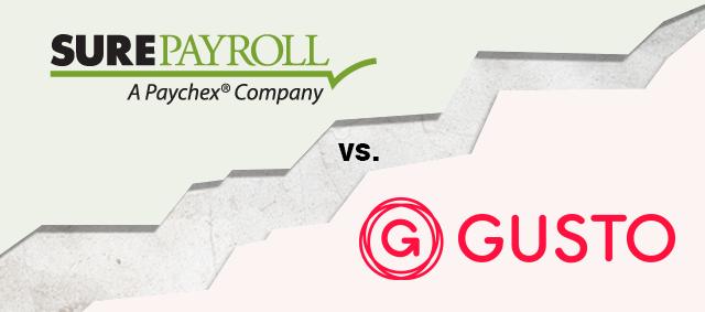 SurePayroll vs Gusto