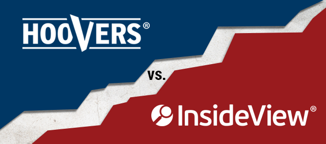 Hoovers vs InsideView