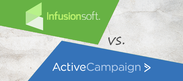 Infusionsoft vs ActiveCampaign