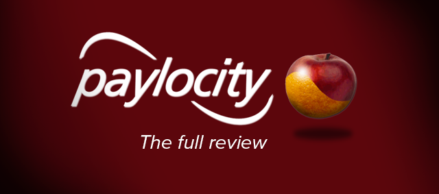 Paylocity Web Pay Review – Payroll & HR in the Cloud