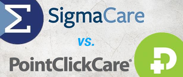 SigmaCare vs PointClickCare