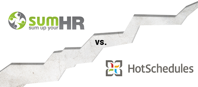 HotSchedules vs sumHR