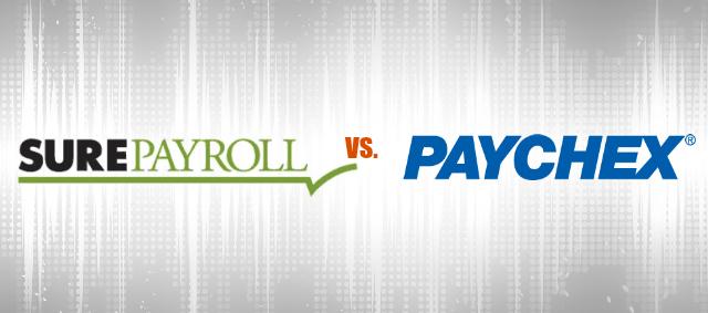 SurePayroll vs Paychex