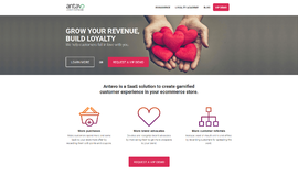 Antavo Loyalty Management Platform Gamification and Loyalty App