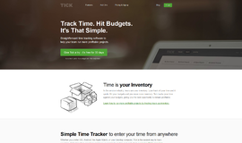 Tick Time Management App