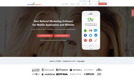 InviteReferrals Campaign Management App