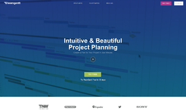 TeamGantt Project Management Tools App