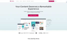 Uberflip Content Marketing App