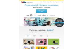PowToons Presentations App