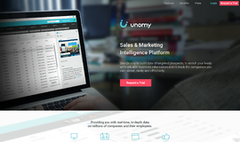 Unomy Sales Intelligence App