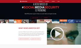 ZeroFox Vulnerability Management App