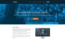 Skilljar Learning Management System App