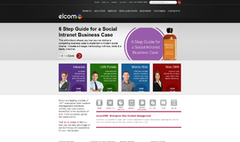 elcomCMS CMS App