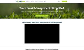 HelpMonks Email App