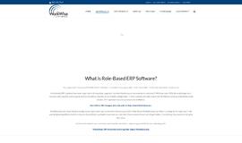 Role-Based ERP ERP App