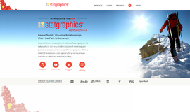 Statgraphics Data Visualization App