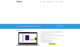 Vector SCCM Vizor Digital Asset Management App