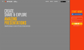 emaze Presentations App