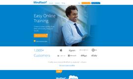 MindFlash Learning Management System App