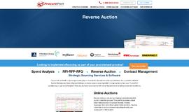 ProcurePort Supply Chain Management App