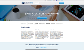 QuestionPro Surveys and Forms App