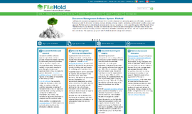 FileHold Knowledge Management App