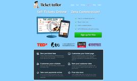 Ticket Tailor Event Management App