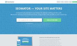 SEOmator SEO and SEM App