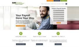 SurePayroll HR Administration App
