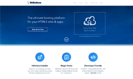BitBalloon Web Hosting App
