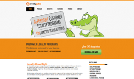 Loyalty Gator Gamification and Loyalty App