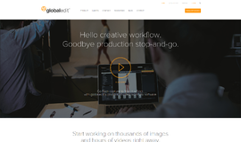 globaledit Digital Asset Management App