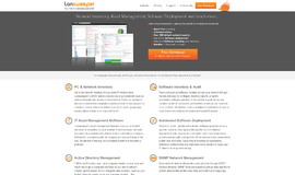 Lansweeper Digital Asset Management App